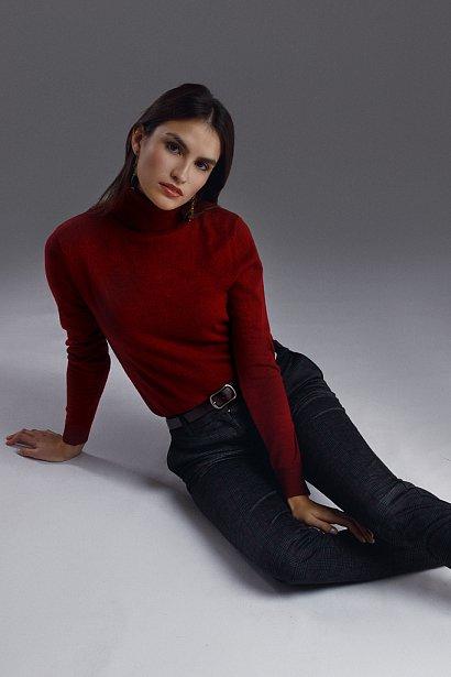 Джемпер женский, Модель W19-11126, Фото №1