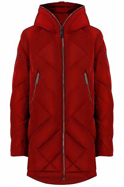 Куртка женская, Модель W19-12025, Фото №6