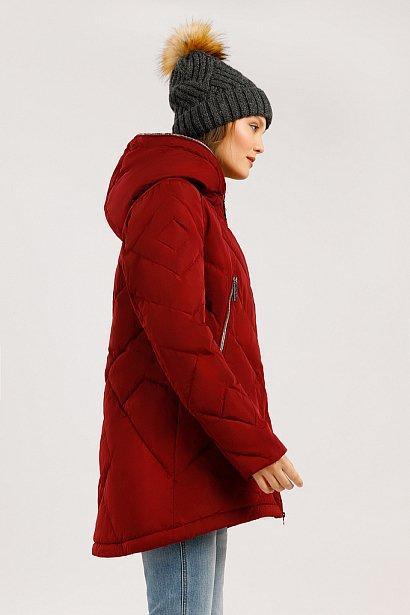 Куртка женская, Модель W19-12025, Фото №3