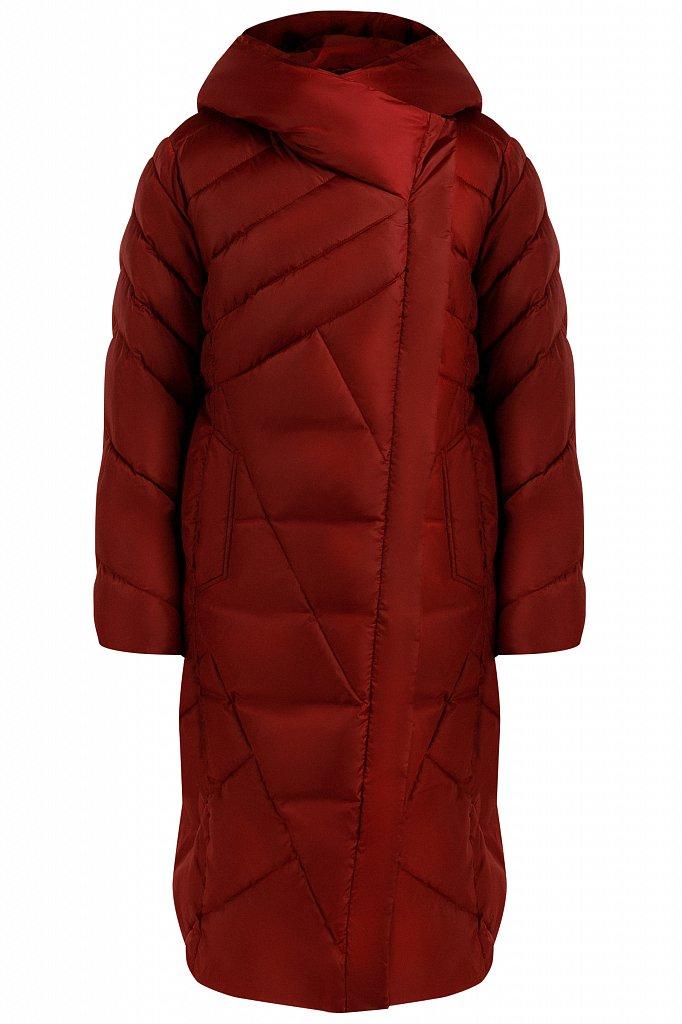 Пальто женское, Модель W19-11012F, Фото №7