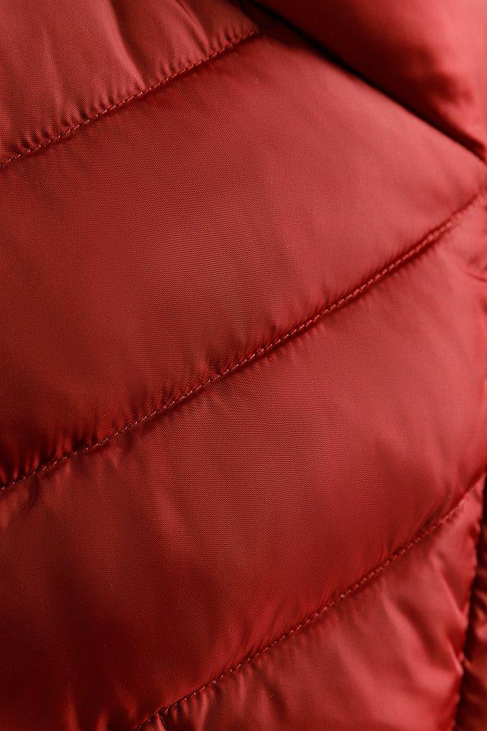 Пальто женское, Модель W19-11012F, Фото №6