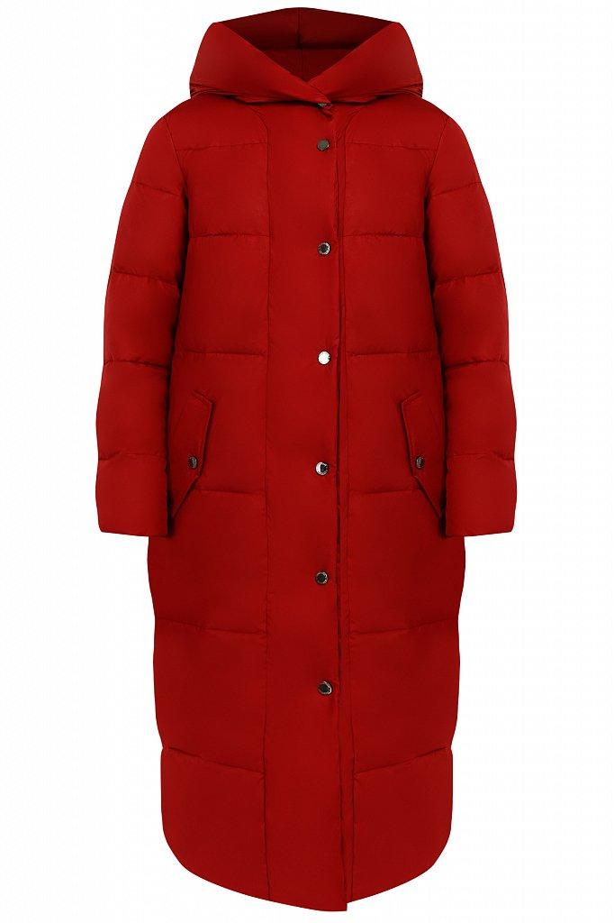 Пальто женское, Модель W19-11015, Фото №6