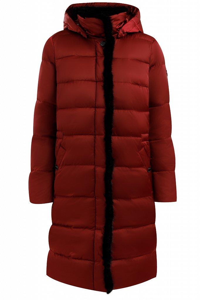 Пальто женское, Модель W19-11033, Фото №7