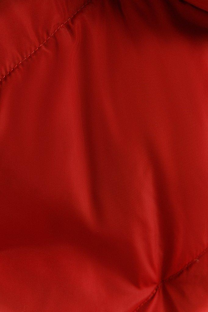 Пальто женское, Модель W19-11034, Фото №6