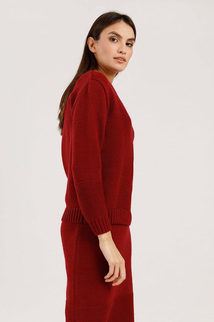 Джемпер женский, Модель W19-11102, Фото №4
