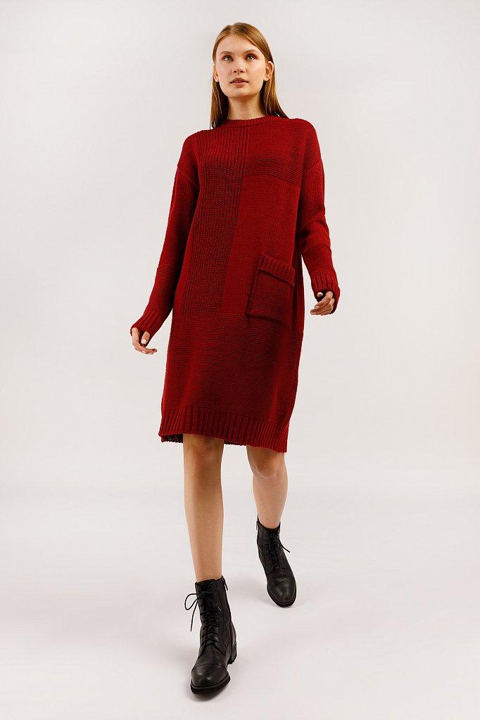 Платье женское, Модель W19-11123, Фото №2