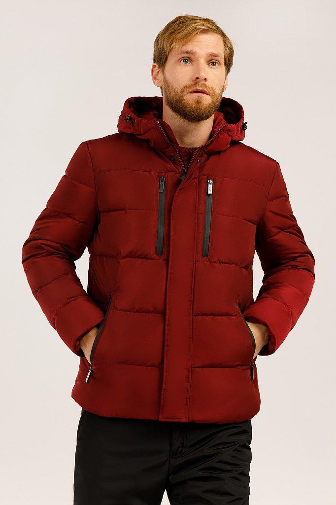 Куртка мужская, Модель W19-21011, Фото №1