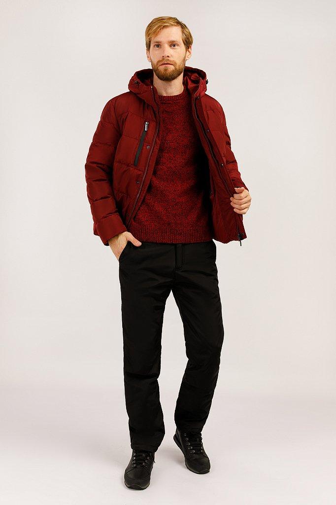 Куртка мужская, Модель W19-21011, Фото №2