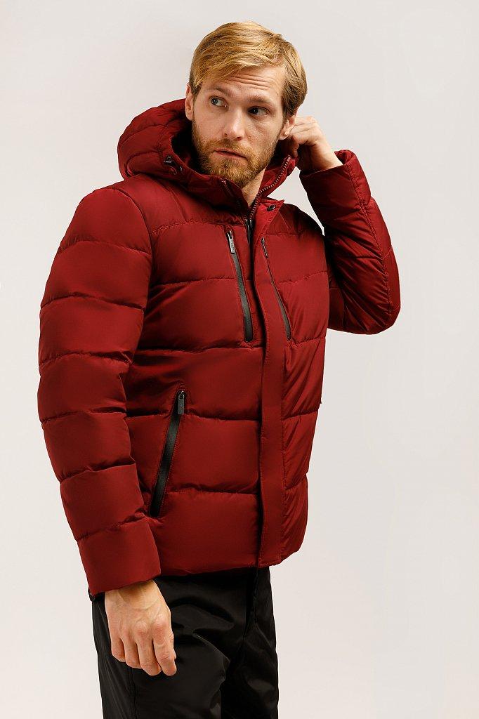 Куртка мужская, Модель W19-21011, Фото №3