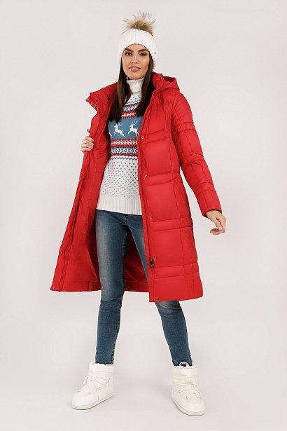 Пальто женское, Модель W19-12009, Фото №2