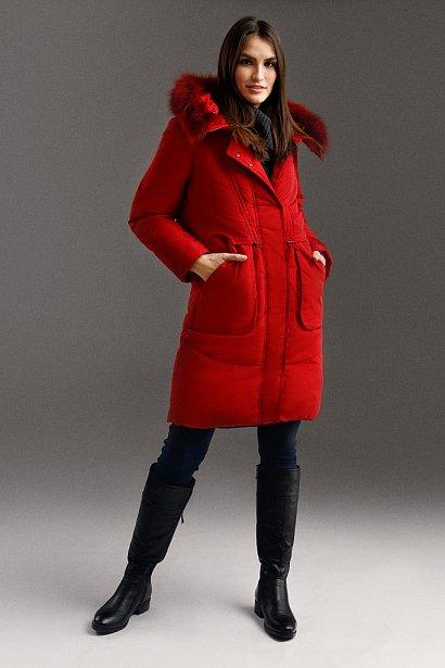 Пальто женское, Модель W19-12044, Фото №1