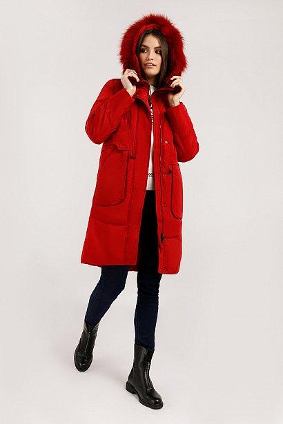 Пальто женское, Модель W19-12044, Фото №3