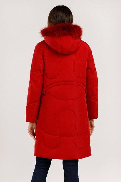 Пальто женское, Модель W19-12044, Фото №5
