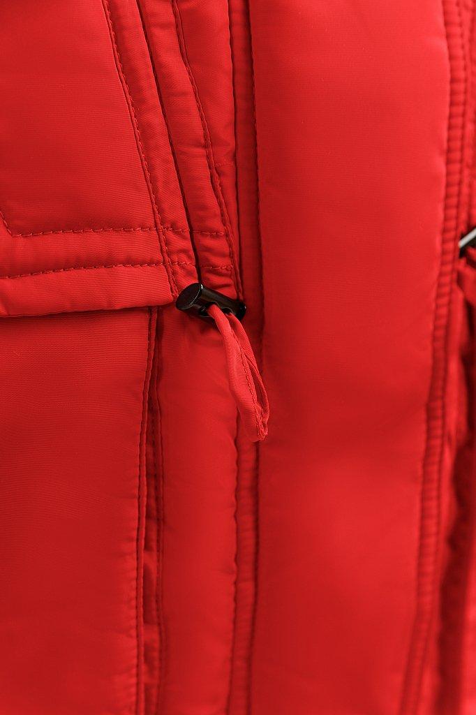Пальто женское, Модель W19-12044F, Фото №5