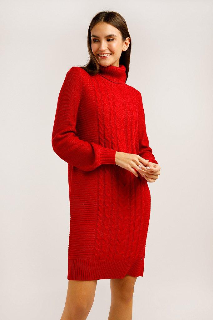 Платье женское, Модель W19-12107, Фото №2