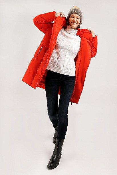 Пальто женское, Модель W19-12028, Фото №3