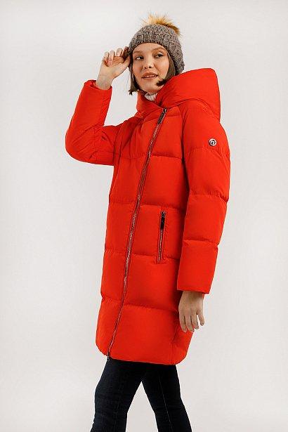 Пальто женское, Модель W19-12028, Фото №4