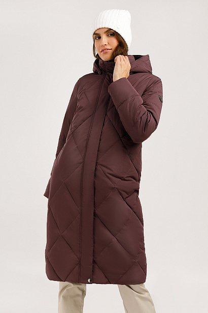 Пальто женское, Модель W19-12000F, Фото №1
