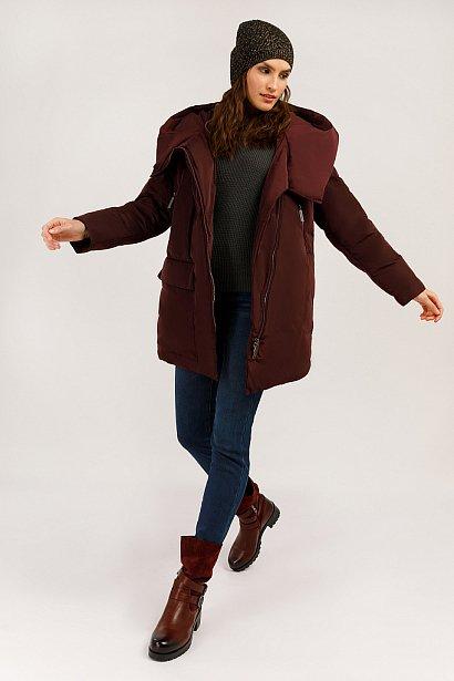 Куртка женская, Модель W19-12001, Фото №2