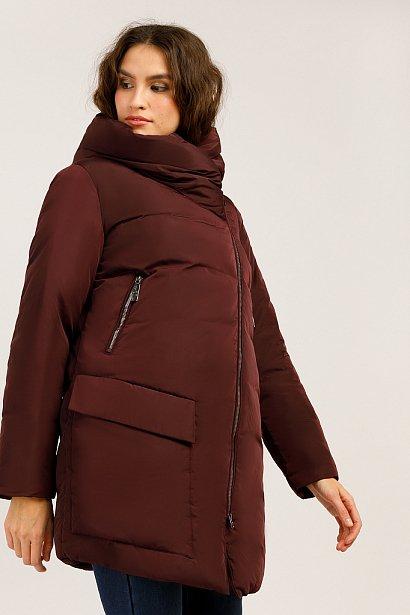 Куртка женская, Модель W19-12001, Фото №3