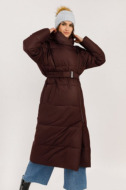 Пальто женское, Модель W19-12035, Фото №1