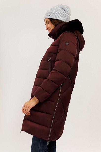 Пальто женское, Модель W19-12046, Фото №3