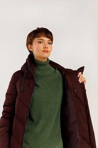 Пальто женское, Модель W19-32004, Фото №5