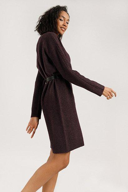 Платье женское, Модель W19-51105, Фото №4
