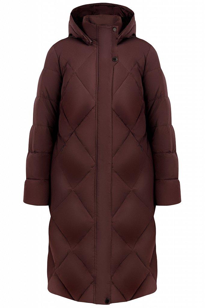 Пальто женское, Модель W19-12000F, Фото №6