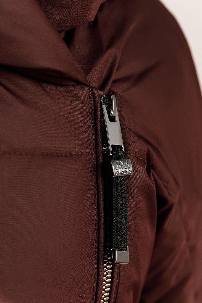 Пальто женское, Модель W19-12035, Фото №5