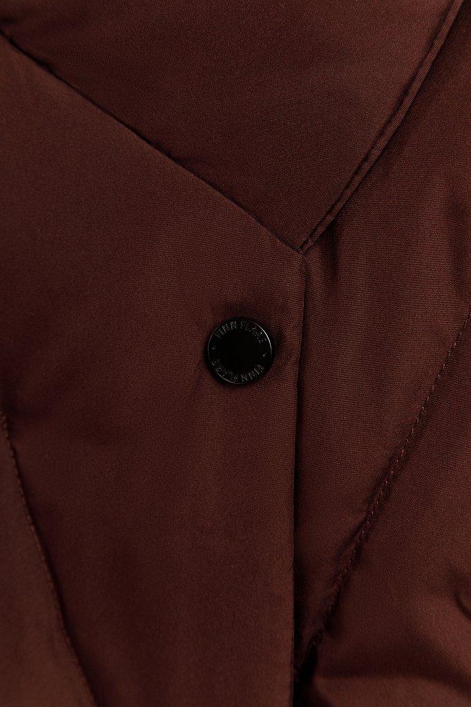 Пальто женское, Модель W19-32003, Фото №5