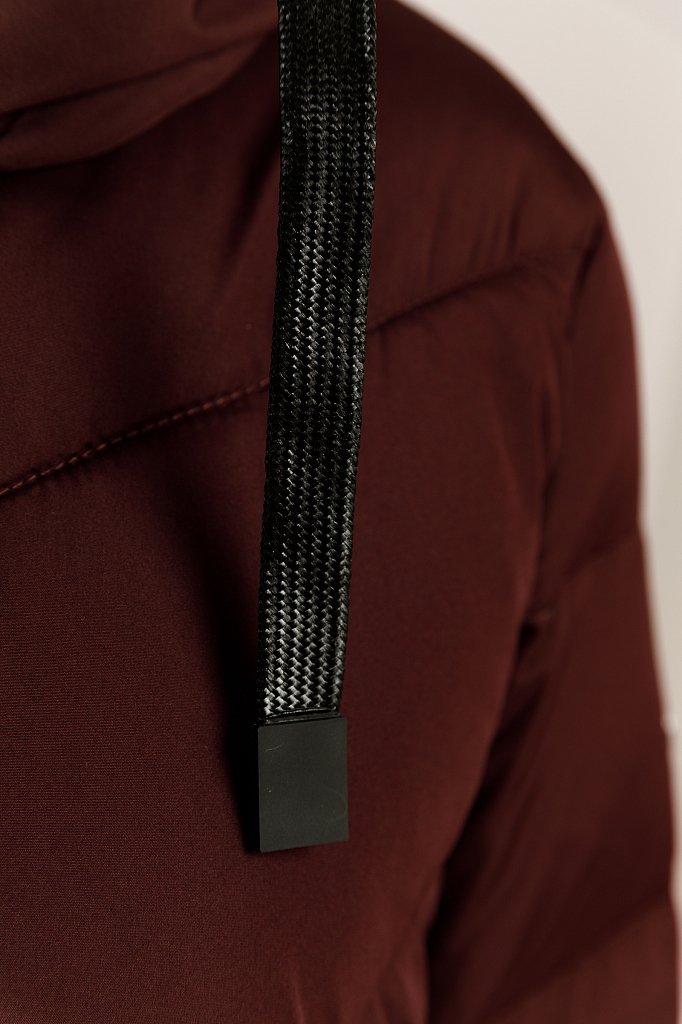 Пальто женское, Модель W19-32004, Фото №6