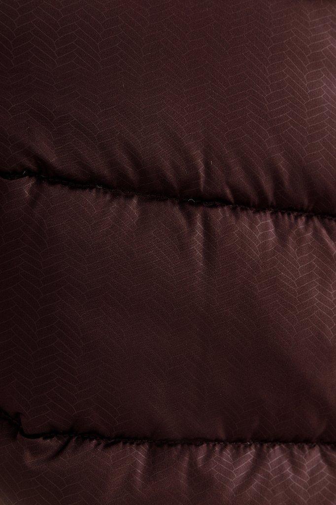 Пальто женское, Модель W19-32017, Фото №6