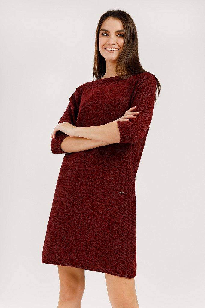 Платье женское, Модель W19-32125, Фото №1