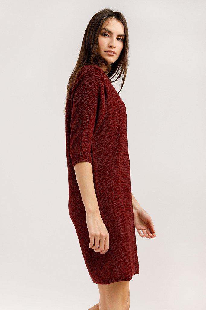 Платье женское, Модель W19-32125, Фото №3