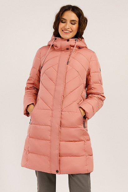 Пальто женское, Модель W19-11004, Фото №1