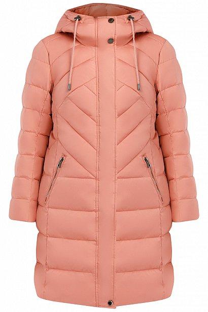 Пальто женское, Модель W19-11004, Фото №7
