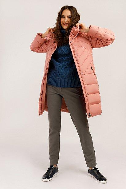 Пальто женское, Модель W19-11004, Фото №2