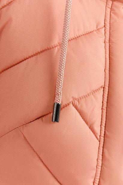 Пальто женское, Модель W19-11004, Фото №6