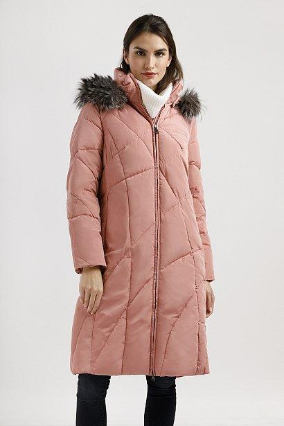 Пальто женское, Модель W19-11030, Фото №1