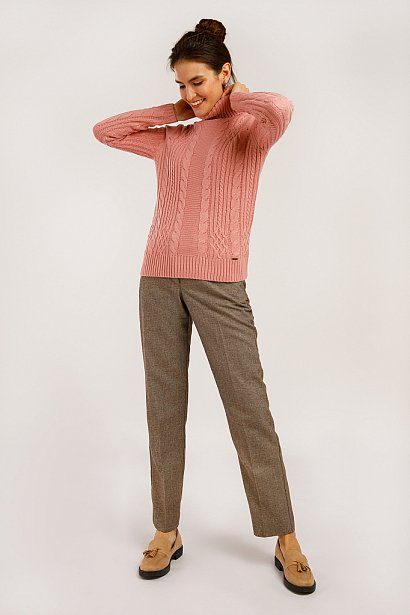 Джемпер женский, Модель W19-11113, Фото №2