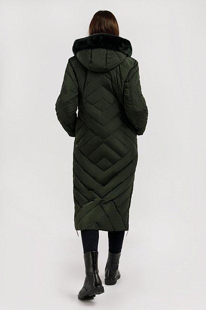 Пальто женское, Модель W19-12026, Фото №4