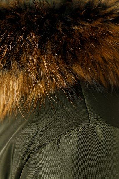 Пальто женское, Модель W19-12045, Фото №5