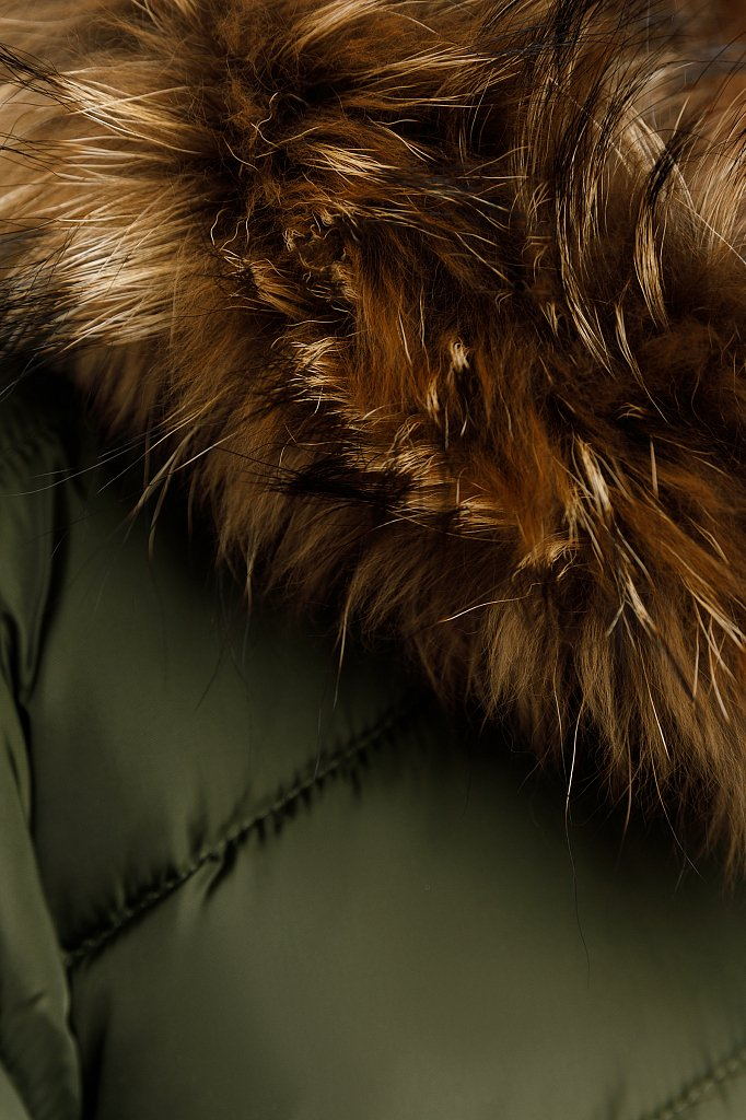 Пальто женское, Модель W19-11012, Фото №6