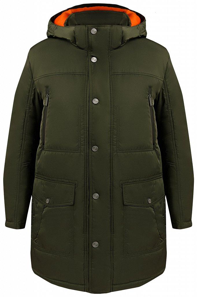 Пальто мужское, Модель W19-22012F, Фото №5