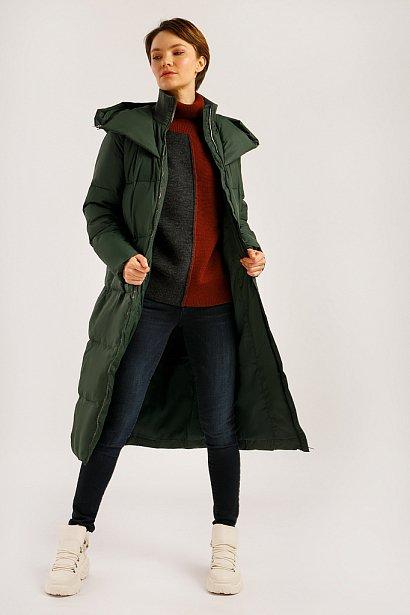Пальто женское, Модель W19-12003, Фото №2