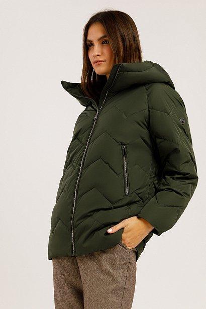 Куртка женская, Модель W19-12016, Фото №3