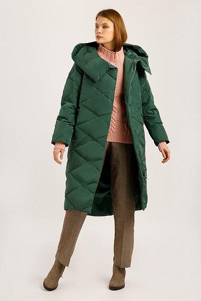 Пальто женское, Модель W19-12041, Фото №2