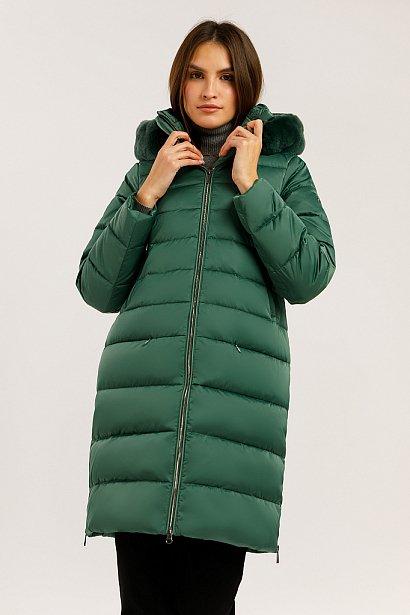 Пальто женское, Модель W19-12046, Фото №1
