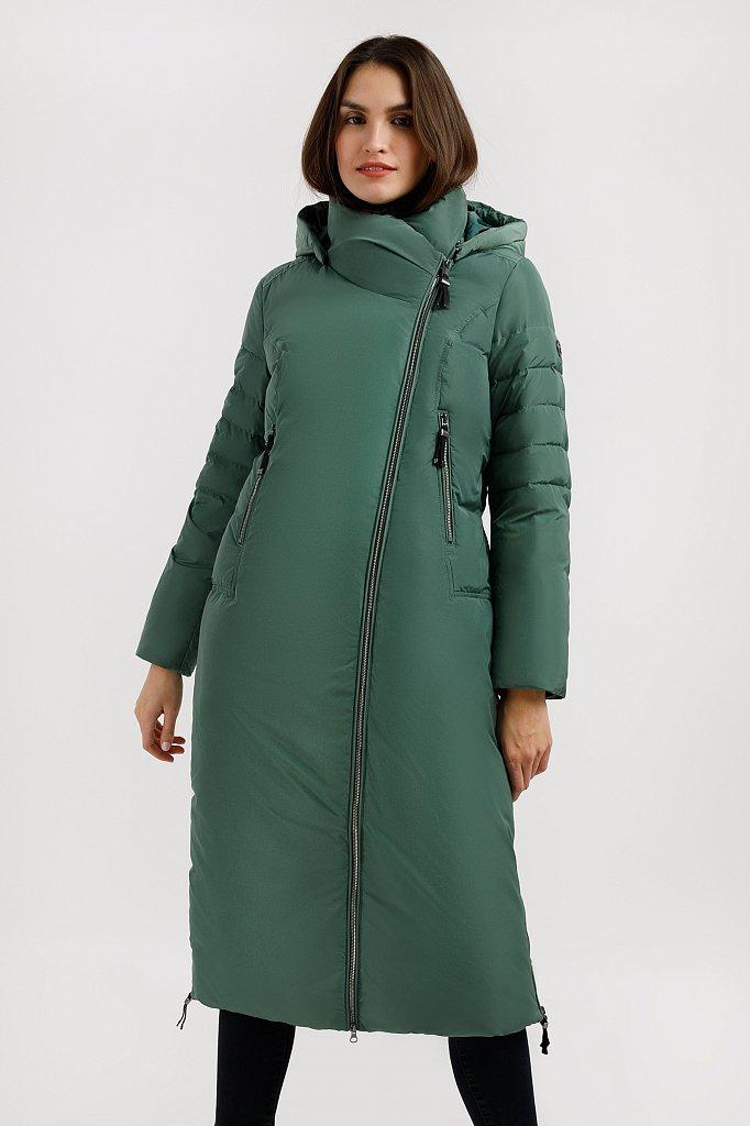 Пальто женское, Модель W19-12012, Фото №1